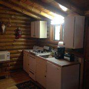 Bear Cabin Kitchen