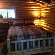 Bear Cabin Queen Bed