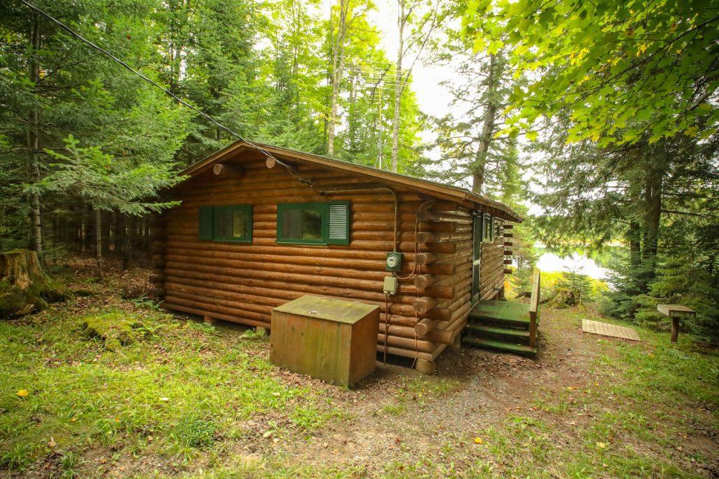Rustic Cabin Rentals Michigan The Wilderness Reserve