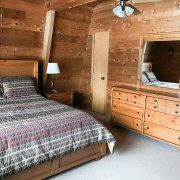 Bedroom at The Lodge