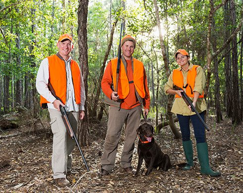 Corporate Retreats Pheasant Hunting