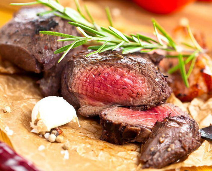 Elk Sirloin Steak Recipe