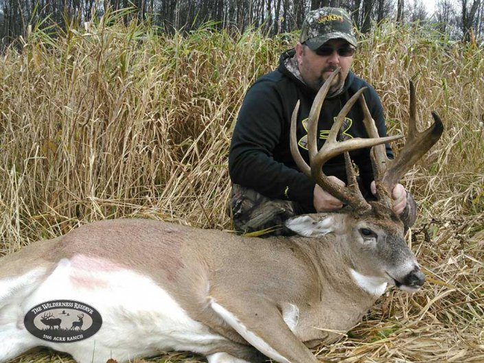 Guided Whitetail Deer Hunt Upper Michigan