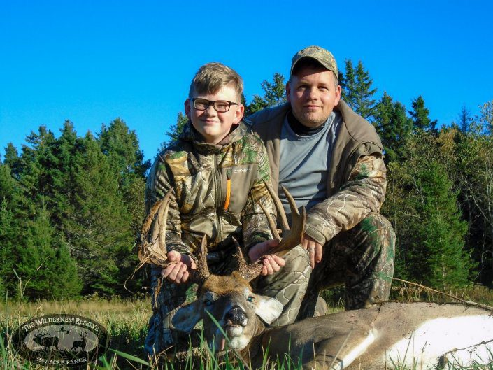 Jared Snelson Youth Hunt