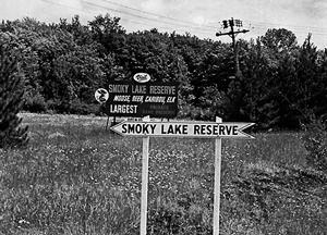 Largest Historic Hunting Preserve Smoky Lake Phelps