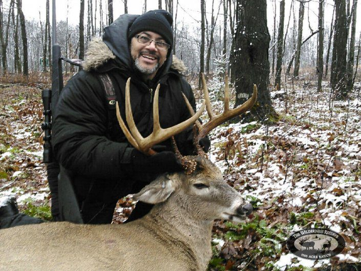 Successful Guided Whitetail Hunt Wisconsin