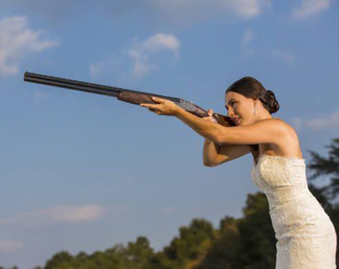 Upland Bird Hunting Themed Wedding Venue Wisconsin