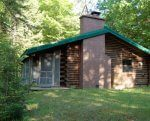 Whitetail Cabin at The Wilderness Reserve