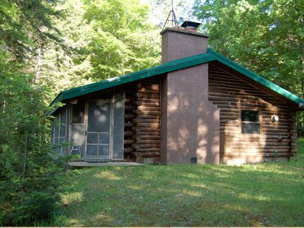 Cabins for rent northern wi the wilderness reserve for Cabin rentals wi
