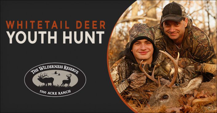 Youth Hunt Package | The Wilderness Reserve