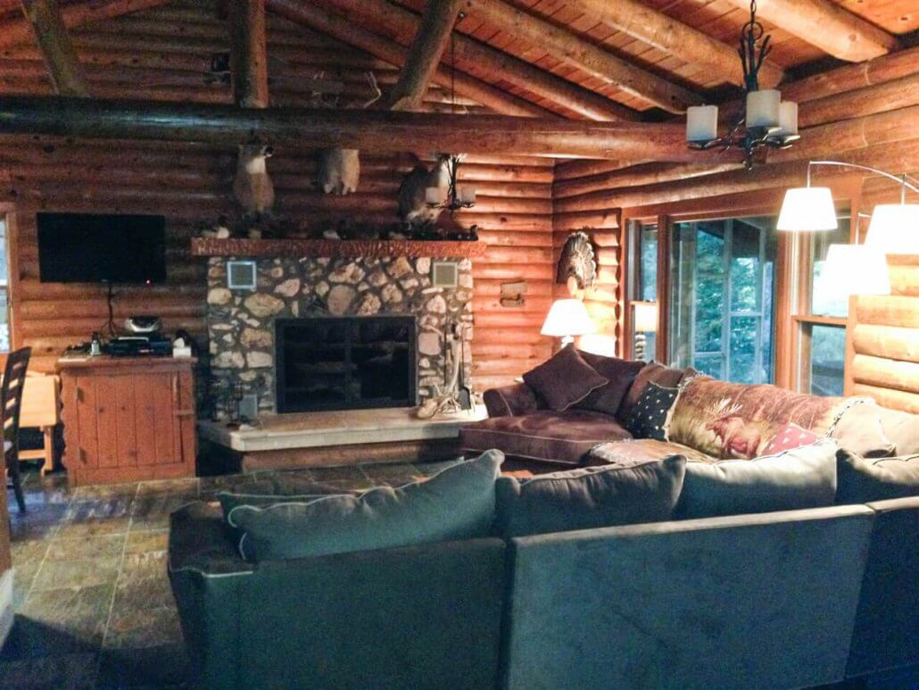 cabin with fireplace latest one bedroom cabin with Cabin Fireplace Designs Cabin Fireplace Winter