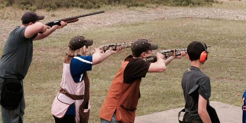 Youth Trap Shooting Wisconsin